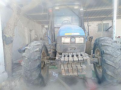 纽荷兰大马力拖拉机