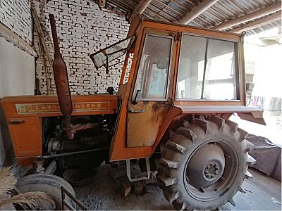 上海500型拖拉机