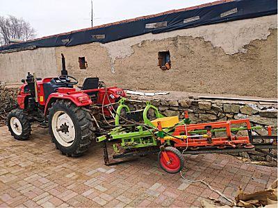 泰鸿454拖拉机