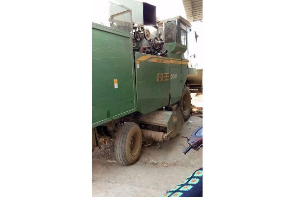 谷王cc40玉米收割机