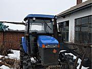 纽荷兰554拖拉机
