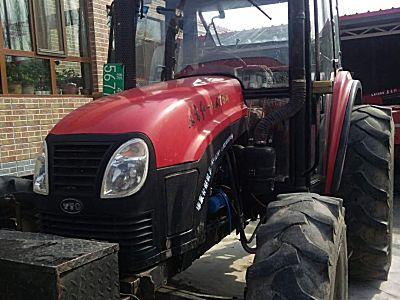 东方红754拖拉机