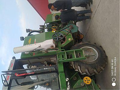 谷王60小麦收割机