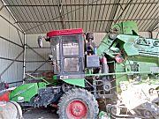 中国收获4565玉米联合收割机
