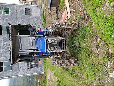 福田雷沃804拖拉机