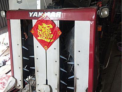 洋马600A收割机