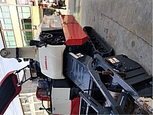 洋马85收割机