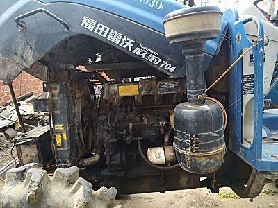 福田雷沃704拖拉机
