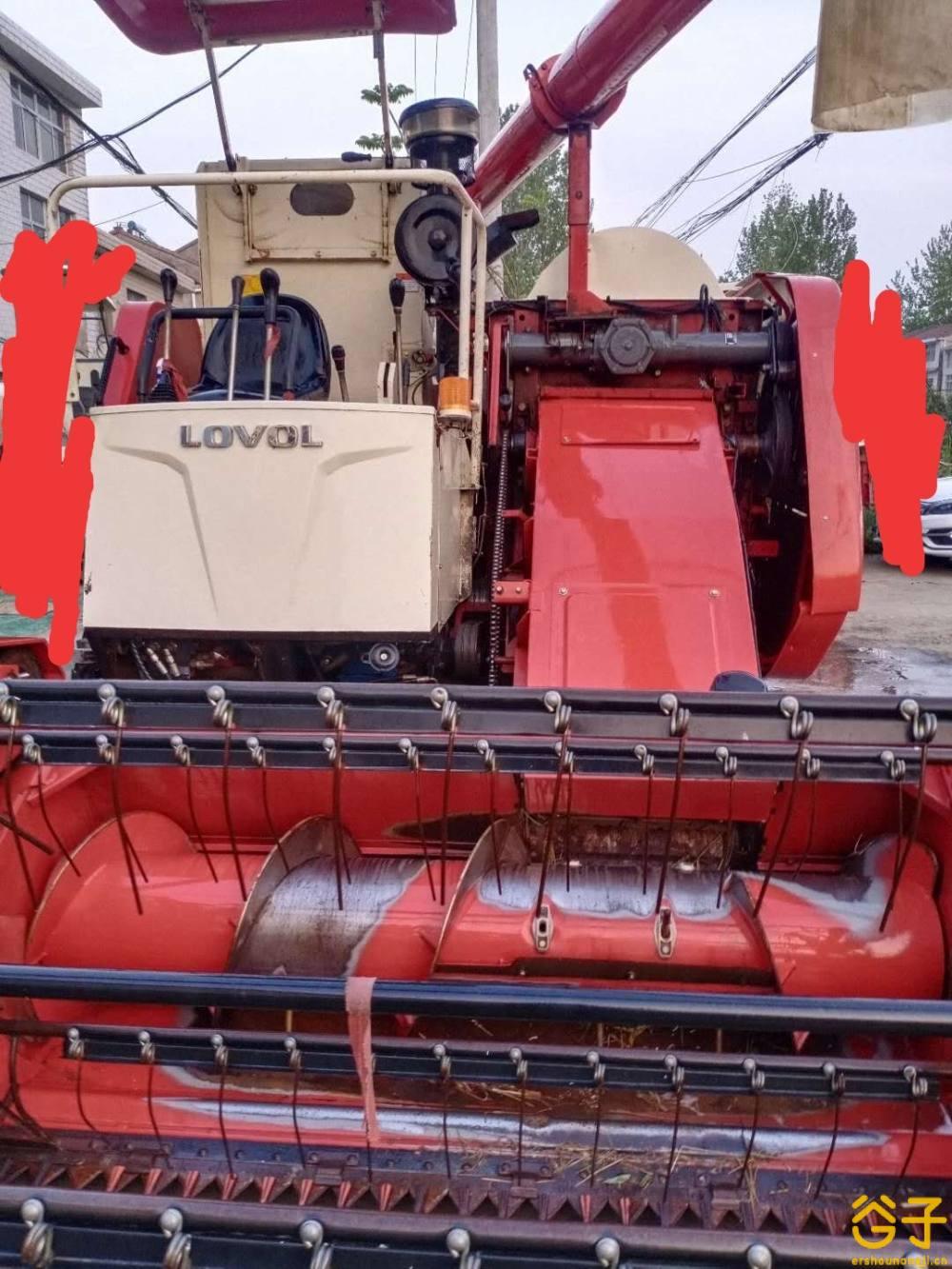 雷沃RG50收割机