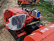小型履带拖拉机