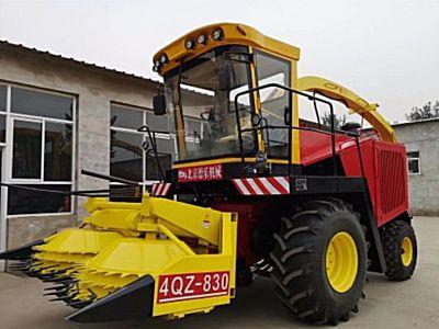 北京德乐4QZ —830A自走式青贮饲料收获机