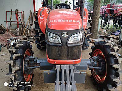<em>久保田</em>M704k拖拉机