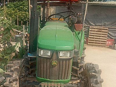 约翰迪尔504拖拉机