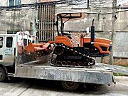 沃工牌752履带拖拉机