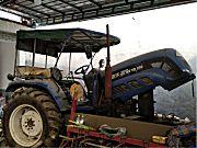 雷沃欧豹TD950拖拉机