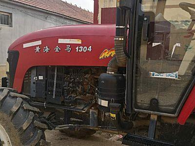 黄海金马1304拖拉机