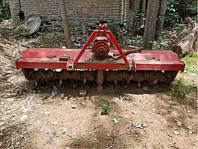 豪丰2.3米&2.0米旋耕机