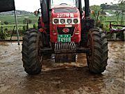 欧旗六缸1504拖拉机
