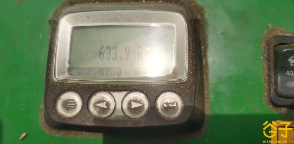 迪尔C110收割机