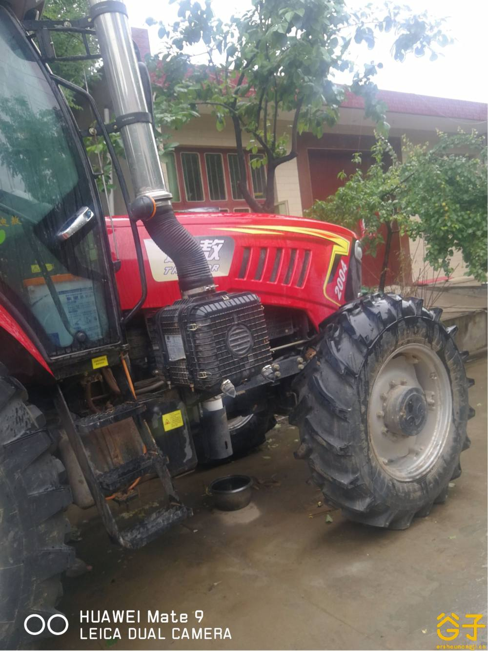 迪奥2004拖拉机