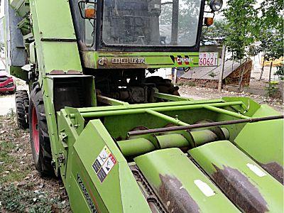 中收4YZ-3玉米收获机