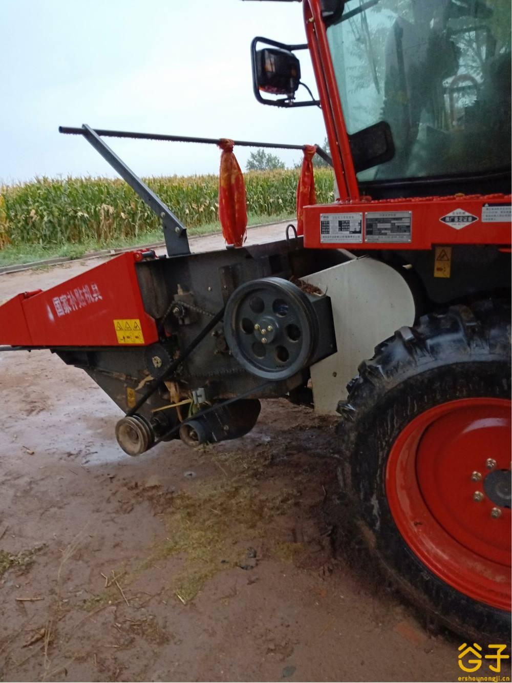 春雨4YZP-4C1玉米收割机