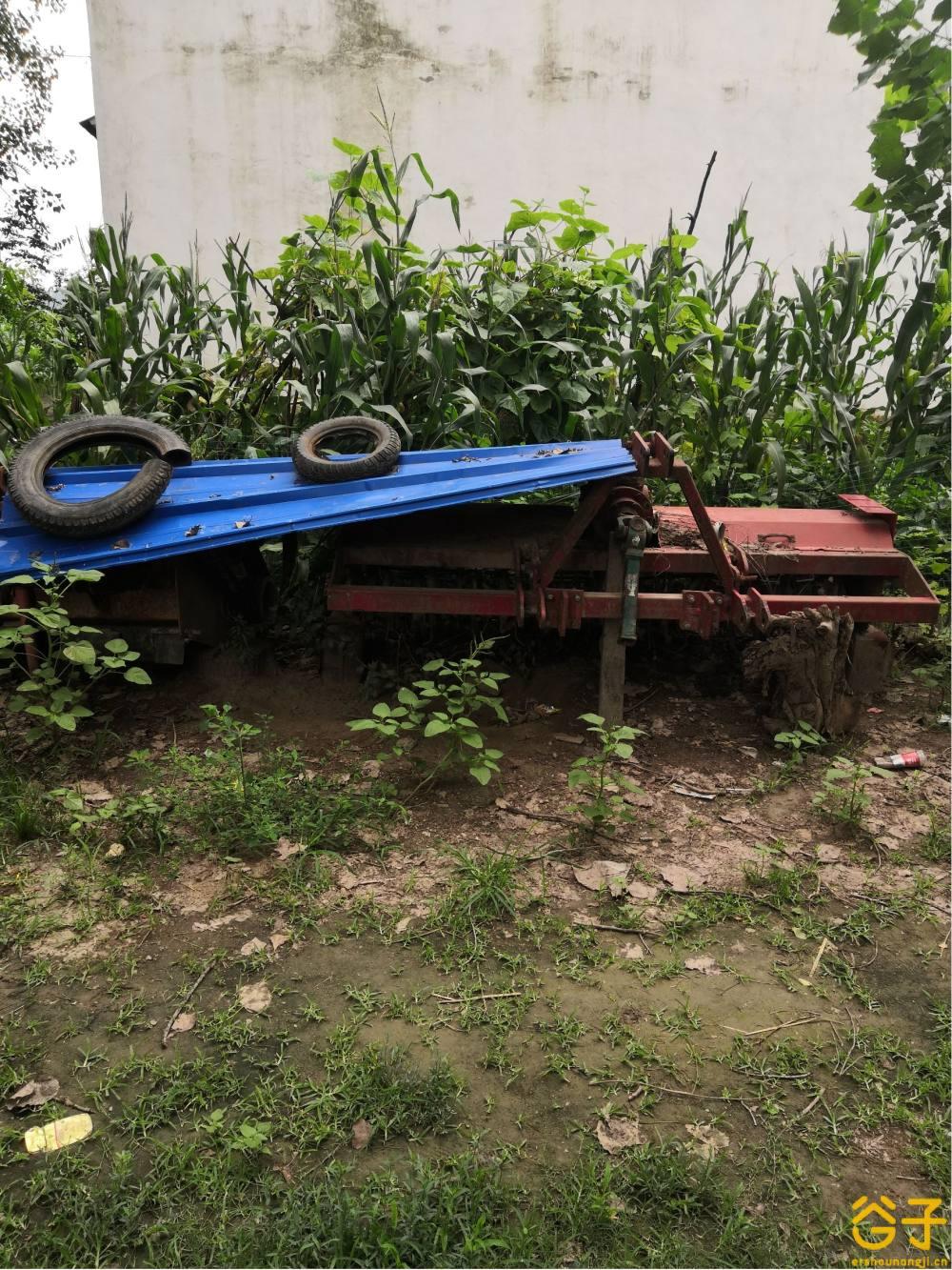 福田欧豹750拖拉机