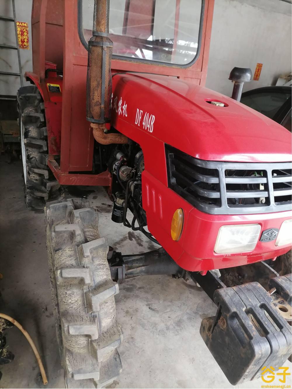 东风404B拖拉机