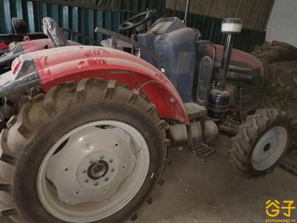 五征 454拖拉机