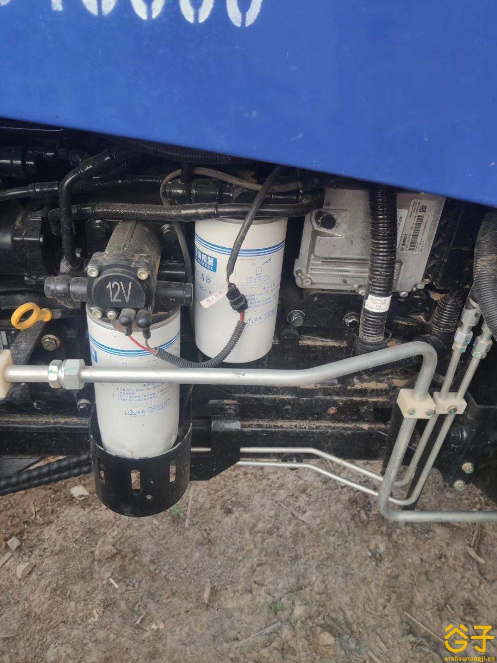 雷沃2004拖拉机
