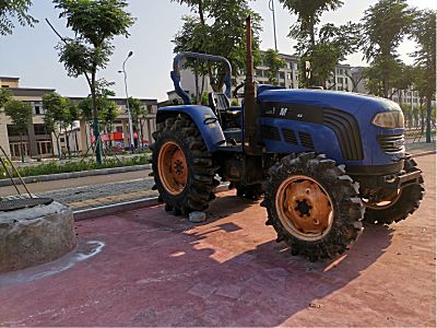 二手雷沃M904-AA拖拉机