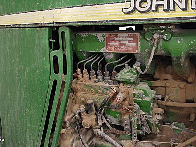 <em>约翰迪尔</em>1204拖拉机