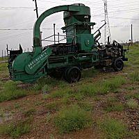 赤峰巨昌牧草压块机