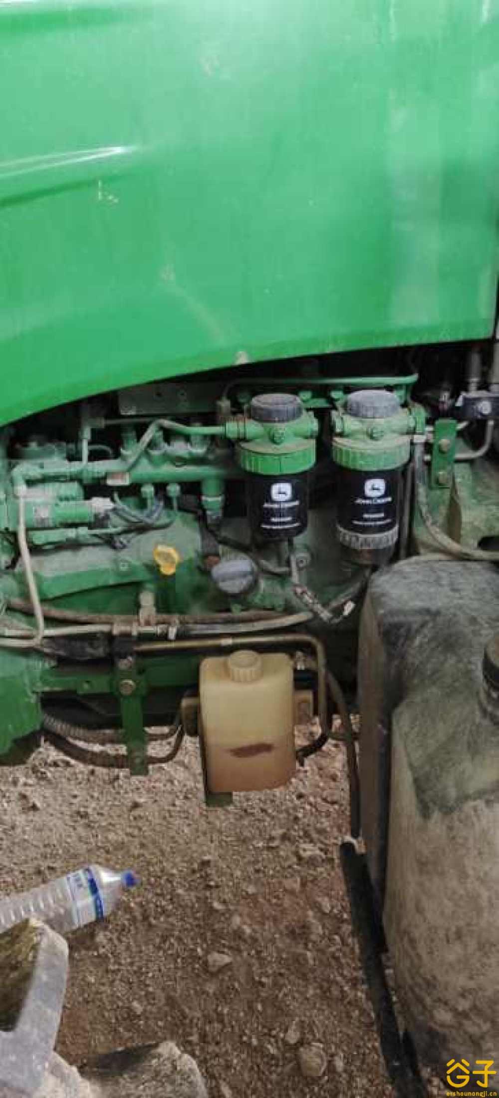 约翰迪尔954拖拉机