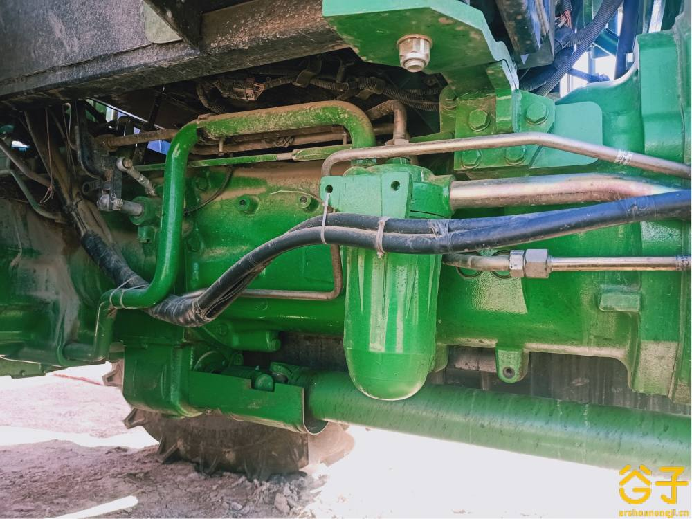 约翰迪尔1404拖拉机