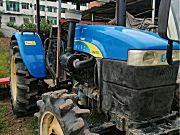 紐何蘭754拖拉機