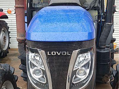 雷沃1104原厂驾驶室带空调拖拉机