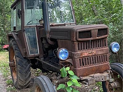 铁牛550拖拉机