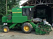 迪爾L60拖拉機