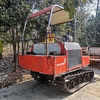 艾禾1GLZ-230A履帶自走式旋耕機