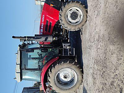 凯特神州红1804A轮式拖拉机