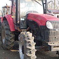 東方紅LX1204輪式拖拉機