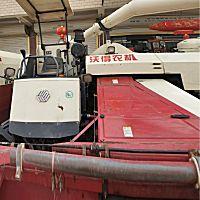 沃得銳龍4LZ-4.0E經典版聯合收割機