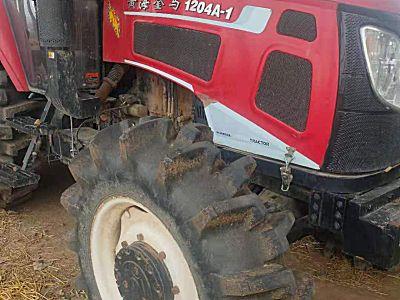 黄海金马1204A-1拖拉机