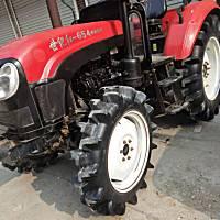 世紀紅654拖拉機