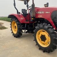 沃得奥龙WD904轮式拖拉机