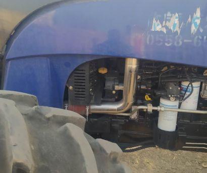 雷沃歐豹MR1804拖拉機