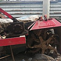 泰山454拖拉機