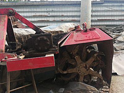 泰山454拖拉机