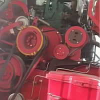 雷沃谷神GE80(雷电竞-8E2)轮式谷物雷电竞raybet